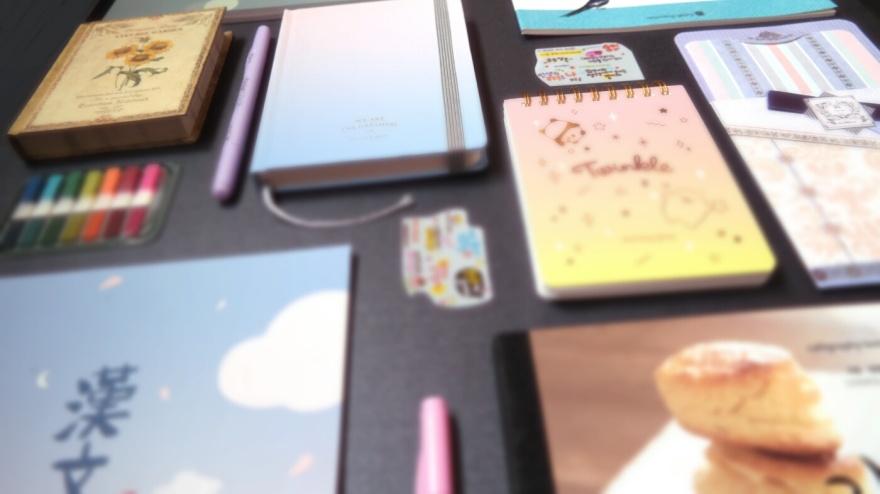 Korean stationery online